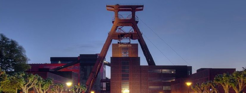 Zeche Zollverein_Bühne