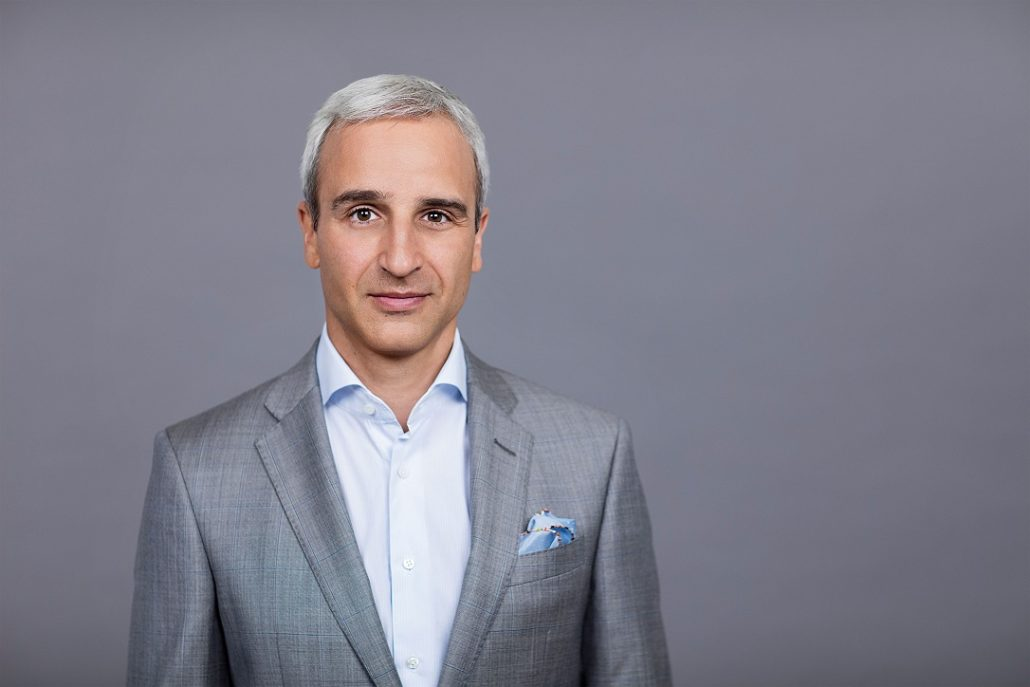 RG Verlag Geschäftsführer Martin Distl Credits: REWE International AG / EHM