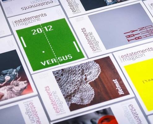 estatements, das Kundenmagazin der PATRIZIA AG
