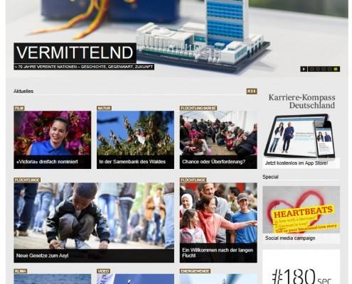 Deutschland Website 2