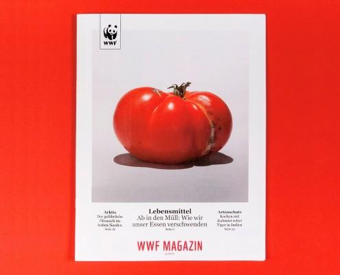 WWF Mitgliederzeitschrift