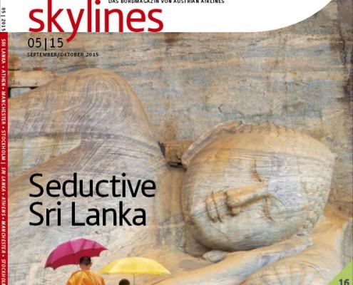 Das Boardmagazin von myAustrian/ Austrian Airlines