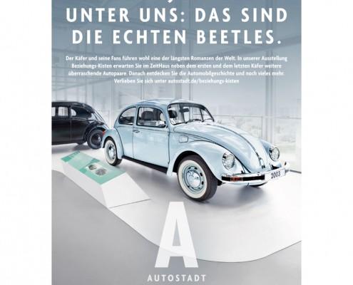 Autostadt Zeithaus_Beziehungs-Kisten_Anzeige
