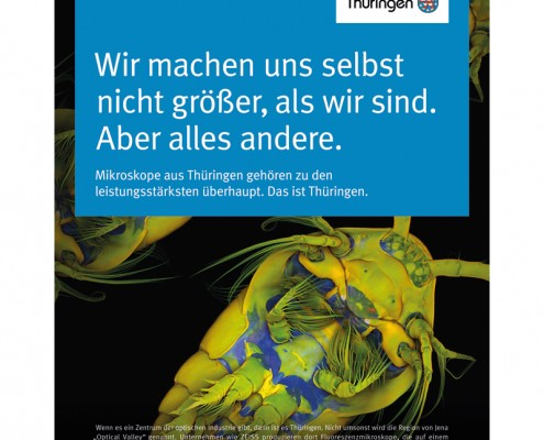 Freistaat Thueringen_Standort Marketing_Anzeige