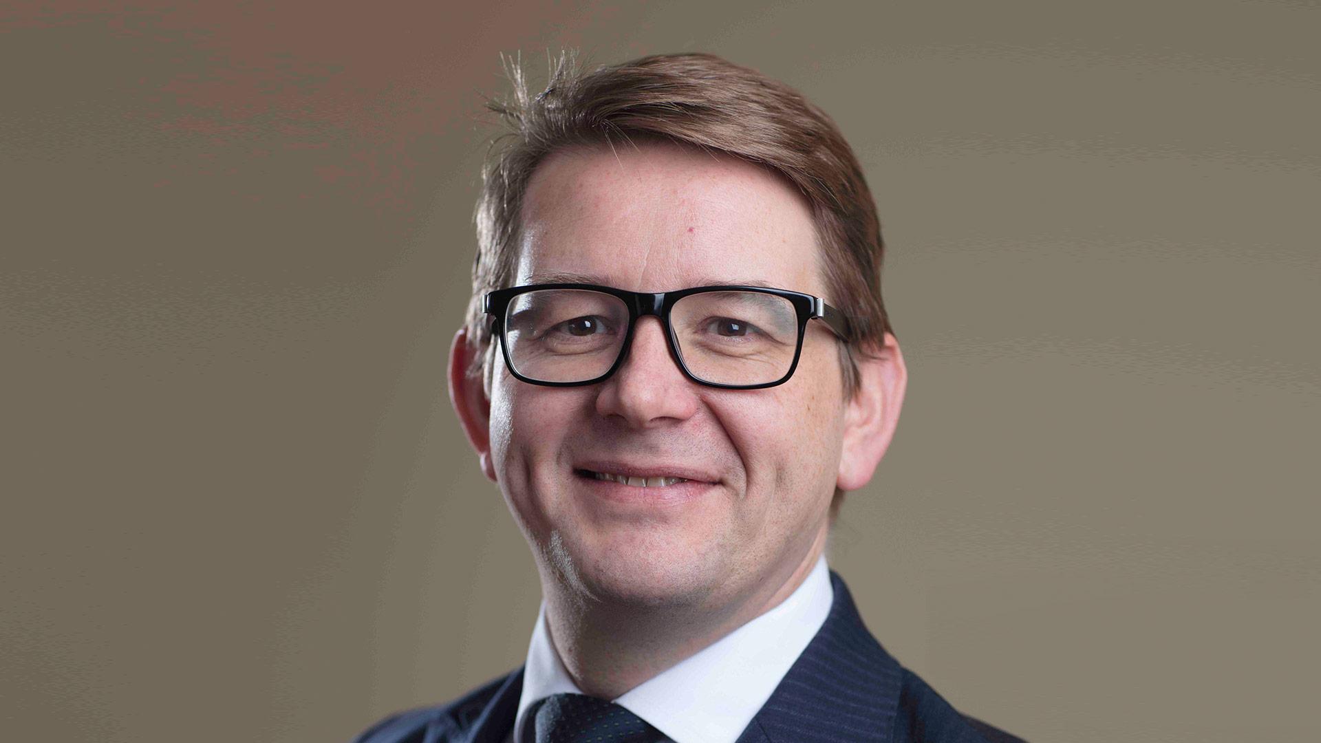 Sappi Marketingleiter Conor Evers