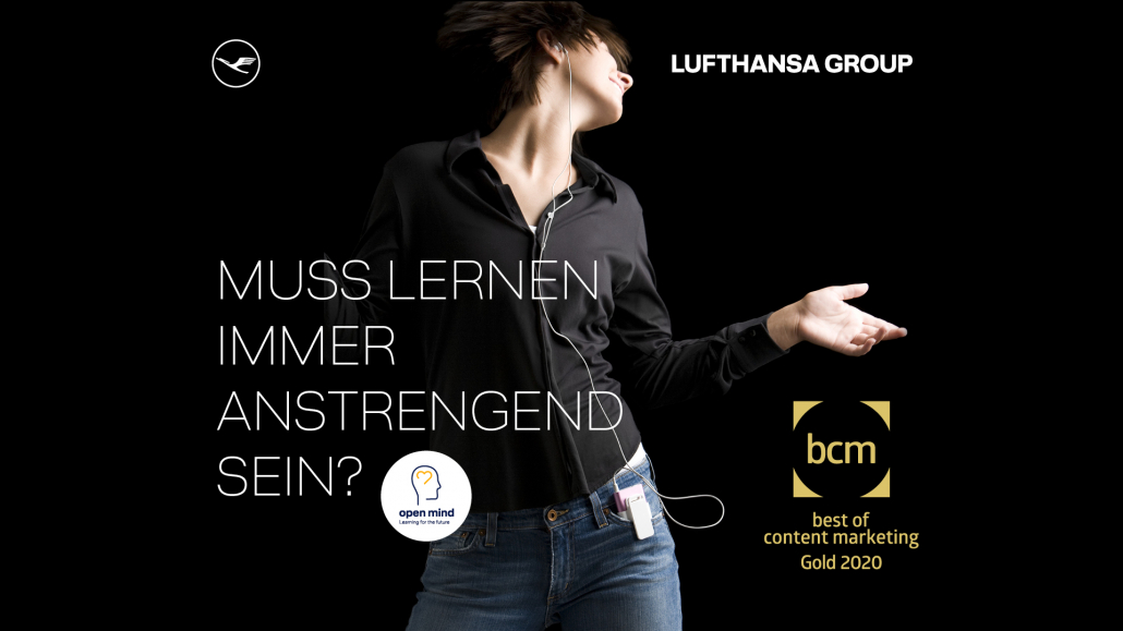Lufthansa Group: interne Kampagne