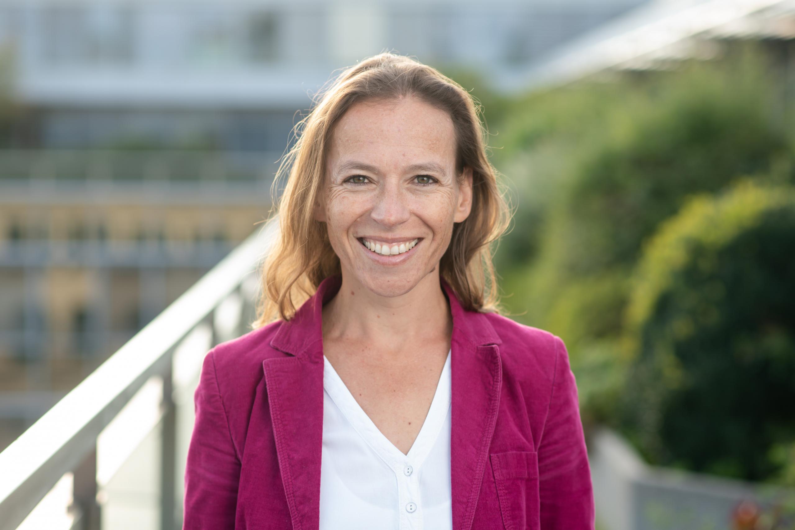 CMF Geschäftsführerin Regina Karnapp